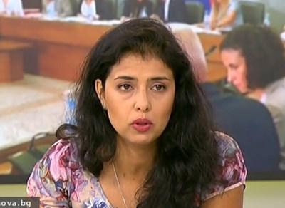 Ваня Григорова от синдиката Кадър: NOVA