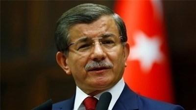 Бившият турски премиер Ахмет Давутоглу СНИМКА: Ройтерс