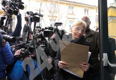 Елена Йончева живеела под наем от 2017 г. СНИМКА: 24 часа