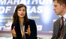 Мария Габриел е избрана за първи вицепрезидент на ЕНП