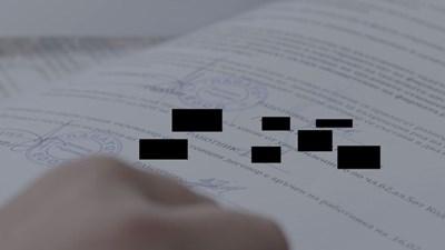 Един от договорите, сключвани с българки СНИМКА: Ваня Маркова