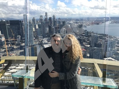 Семейство Плевнелиеви в Сиатъл миналия месец, когато посетиха Силициевата долина