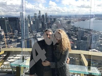 Семейство Плевнелиеви в Сиатъл миналия месец, когато посетиха Силициевата долина СНИМКА: 24 часа