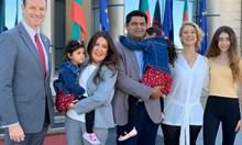 Новата посланичка на САЩ Херо Мустафа пристигна в България