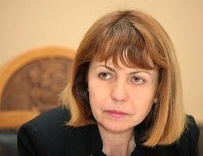 """Йорданка Фандъкова  СНИМКА: """"24 часа"""", Архив"""