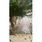 Порои, градушки и наводнения в Италия (Снимки, видео)
