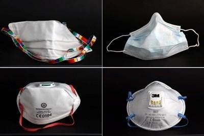 Франция забрани домашно ушитите маски, пепоръчва се носенето хирургическа, FFP2 и маски от плат, направени по стандарти от категория 1.