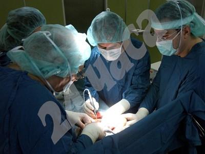 Пълен списък на плановите операции е публикуван на сайта на НЗОК. СНИМКА: 24 часа