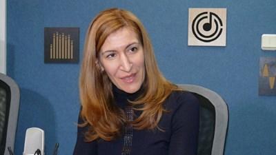 Николина Ангелкова Снимка: Министерство на туризма