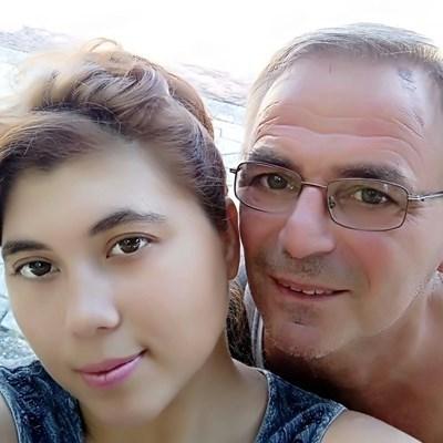 Юлияна и Митко  Снимка: Фейсбук