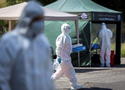 Броят на заразените с коронавируса в Полша надхвърли 50 хиляди СНИМКА: Ройтерс