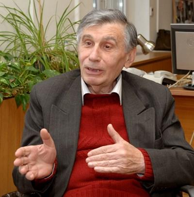 Ивайло Трифонов - бивш началник-канцелария на президента Желю Желев