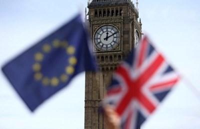 """Великобритания обеща да """"няма връщане"""" към """"твърда граница"""" с Република Ирландия, след като излизането на страната от структурите на Европейския съюз стане факт. СНИМКА: Ройтерс"""