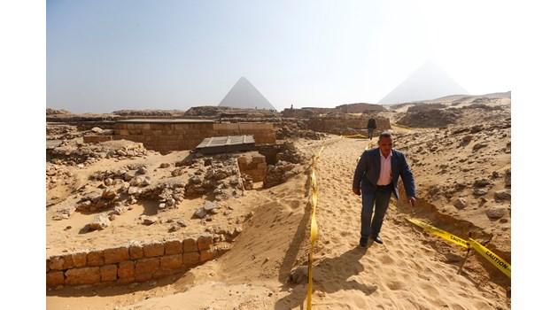 Тайните на египетските пирамиди