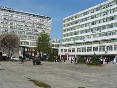 Болницата в Бургас