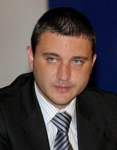 Владислав Горанов; Снимка: Архив