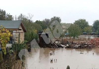 Отменено е бедственото положение в най-пострадалата Община - Камено. СНИМКА: Елена Фотева СНИМКА: 24 часа
