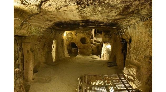 Подземните градове пазели живота като Ноев ковчег