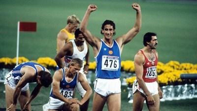 Кристиан Шенк триумфира с титлата на десетобой в Сеул. 30 години по-късно си призна за допинга.