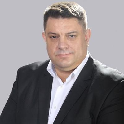 Атанас Зафиров СНИМКА: БСП
