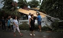 Библейска буря уби 7 в Северна Гърция (Обзор)