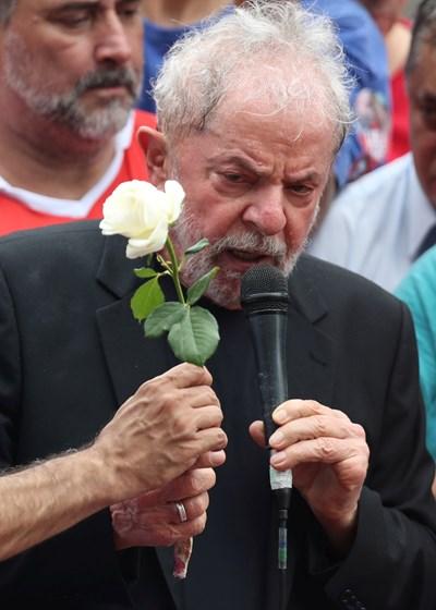 Лула да Силва Снимки: Ройтерс