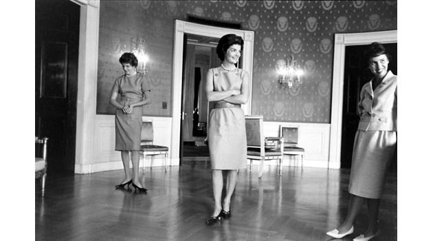 Дискретното посещение на Джаки Кенеди в Белия дом