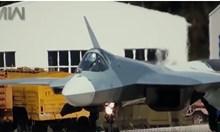 Руският СУ-57 е най-добрият боен самолет в света (видео)