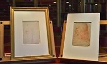 Елизабет II показва 200 скици на Леонардо от личната си колекция