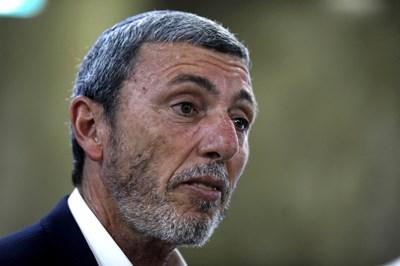 Новият израелски министър на образованието Рафи Перец Снимка: Ройтерс