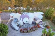 Продава се Bubble house - къщата без ъгли (ВИДЕО)