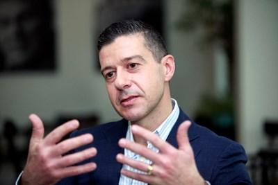 Андон Балтаков подаде оставка в понеделник. СНИМКА: ВЕЛИСЛАВ НИКОЛОВ