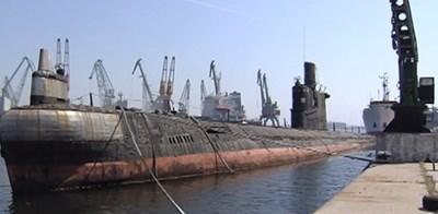 """Подводницата """"Слава"""" Кадър: Би Ти Ви"""