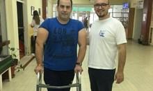 Инвалиди прохождат с регенеративна медицина. Модерното лечение помага и на деца с церебрална парализа