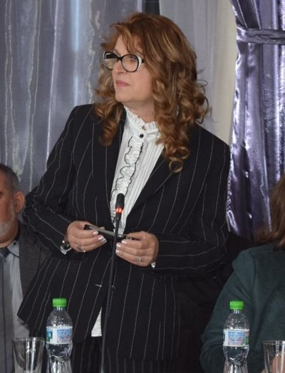 Проф.Диана Радойнова