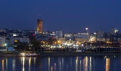 Най-много хора се оплакват от качеството на живот в Белград. 63% от жителите на сръбската столица са доволни от града си. СНИМКА: РОЙТЕРС