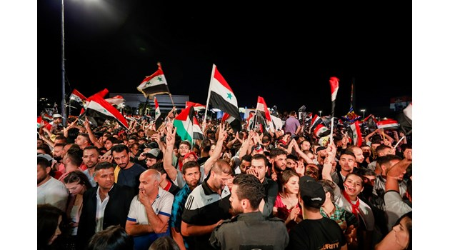 Башар Асад беше преизбран с 95% от гласовете на избирателите