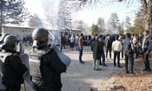 Армията се включи в съвещание за бунта в Харманли