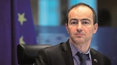 Евродепутатът от ГЕРБ Андрей Ковачев СНИМКА: Архив