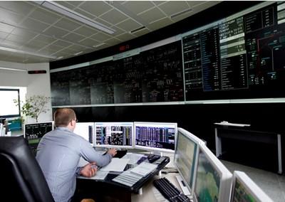 """За Централното диспечерско управление 11 октомври бе ден със скокове в товара на системата. СНИМКА: Снимка: """"24 Часа"""""""