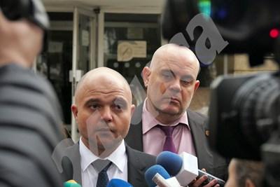 Анализът за злоупотреби в ТЕЛК се ръководи от зам. главния прокурор Иван Гешев и главният секретар на МВР Ивайло Иванов. СНИМКА: 24 часа