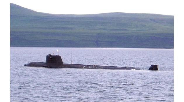 Шпионската мисия на руската секретна подводница. Апаратът следял комуникационния трафик между Русия и САЩ