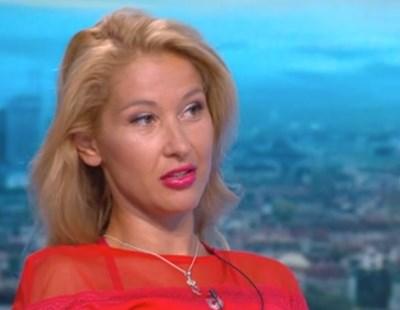 Психоложката Полина Василева Кадър: Би Ти Ви