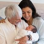 Бърни е вдъхновен от това да бъде баща и на 90 години