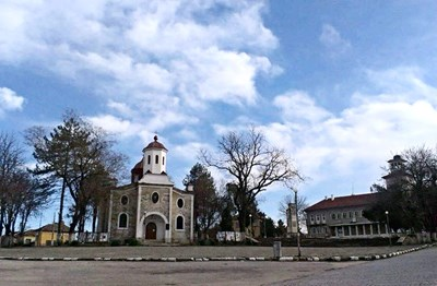 Село Галиче, Врачанско. Снимка от архива на автора.