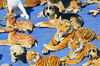 Тигри, лъвове и панди се появяват на компютърните и телевизионните екрани, в детските книжки и магазините за играчки по-често, отколкото в природата. Снимка: Рixabay