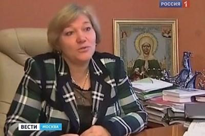 Татяна Сидорова. Снимка crimerussia.com