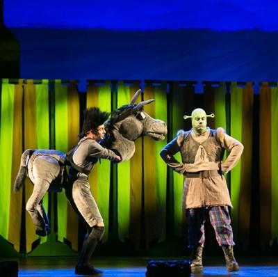 Снимка Софийска опера