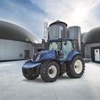 Agritechnica 2019: New Holland представя първият в света трактор на метан T6 Methane Power