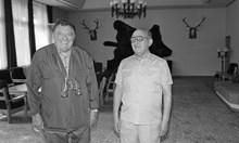 КГБ към ДС и ЩАЗИ: Компрометирайте приятеля на Живков - ястреба Щраус!